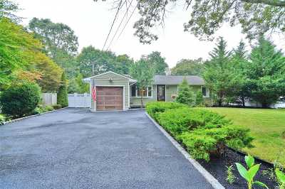 Hauppauge Single Family Home For Sale: 66 Serene Pl