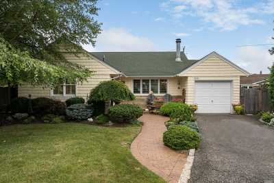 Wantagh Single Family Home For Sale: 3515 E Major Dr