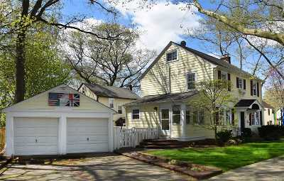 Floral Park Single Family Home For Sale: 70 W Elder Ave