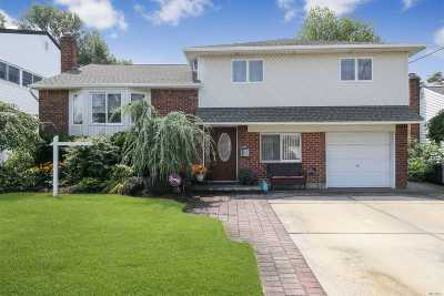 Massapequa Park Single Family Home For Sale: 262 O'connell St