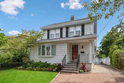 Hewlett Single Family Home For Sale: 312 Daub Ave
