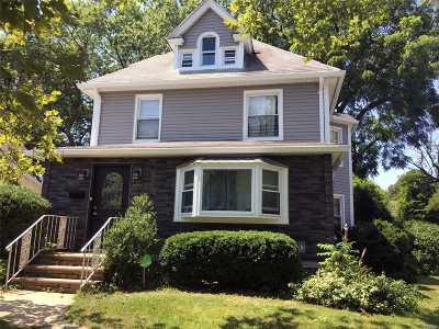 Malverne Single Family Home For Sale: 329 Ocean Ave