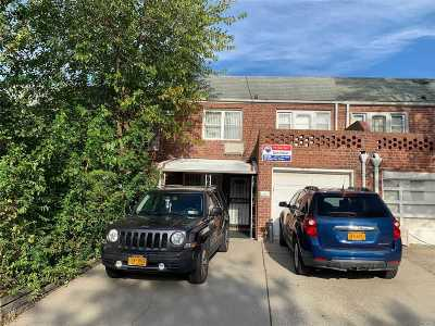 Flushing Single Family Home For Sale: 25-31 120th St