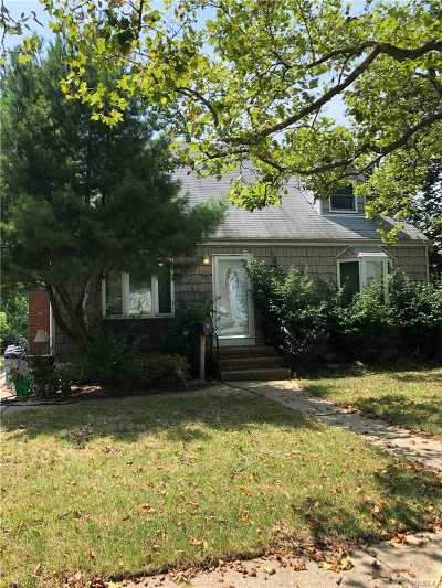 Bethpage Single Family Home For Sale: 9 Carol Rd