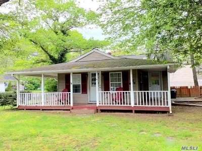 Pt.jefferson Sta Single Family Home For Sale: 153 Canal Rd