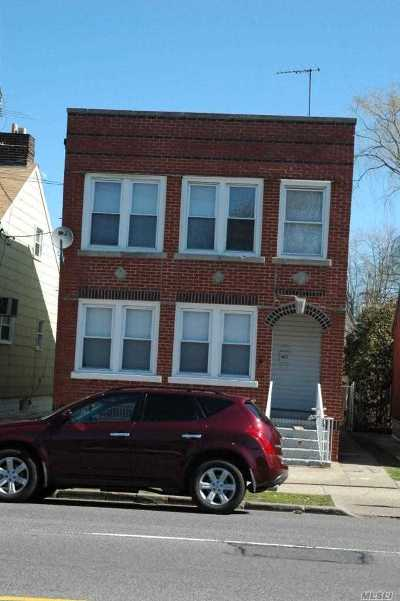 Brooklyn Single Family Home For Sale: 1769 Rockaway Fwy