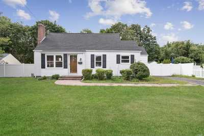 Patchogue Single Family Home For Sale: 415 Conklin Ave