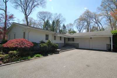 Syosset Single Family Home For Sale: 12 Southwoods Rd
