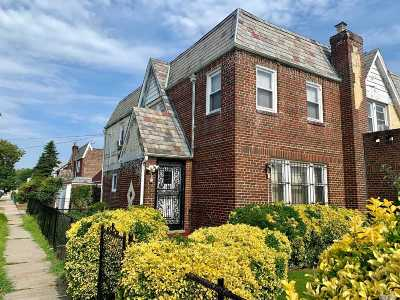 Queens Village Single Family Home For Sale: 111-27 209th Pl