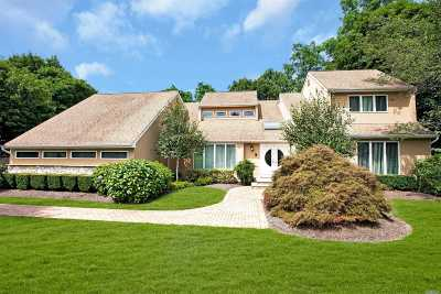 Hauppauge Single Family Home For Sale: 7 North Equestrian Ct