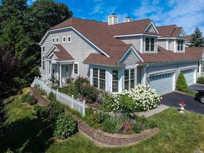 Jamesport Condo/Townhouse For Sale: 43 Big Pond Ln