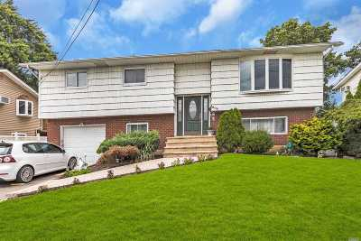 N. Massapequa Single Family Home For Sale: 205 N Elm St