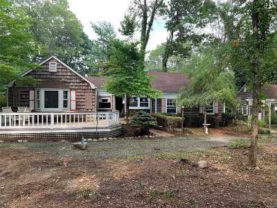 Miller Place Single Family Home For Sale: 19 Old Cow Path