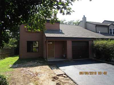 Bay Shore Single Family Home For Sale: 58 Jan Ct