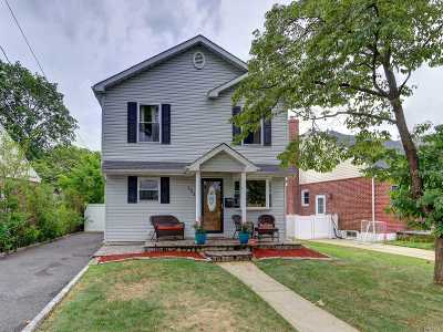 New Hyde Park Single Family Home For Sale: 522 Beech St