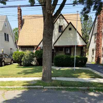 Floral Park Single Family Home For Sale: 27 Cunningham Ave