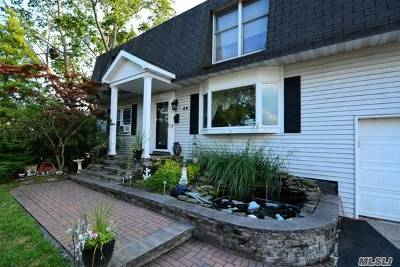 W. Babylon Single Family Home For Sale: 53 15th Ave