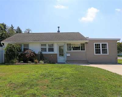 East Meadow Single Family Home For Sale: 2632 Forest Ave