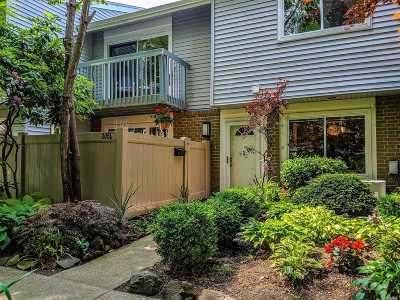 Holbrook Condo/Townhouse For Sale: 205 Springmeadow Dr #L