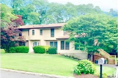 Dix Hills Single Family Home For Sale: 4 Windsor Gate Dr