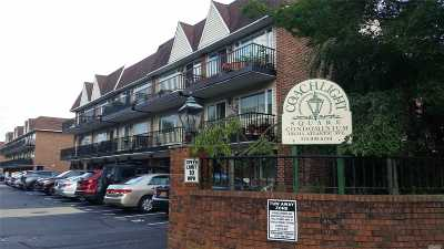 Lynbrook Condo/Townhouse For Sale: 106 Atlantic Ave #21