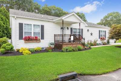 Calverton Single Family Home For Sale: 1407-117 Middle Road