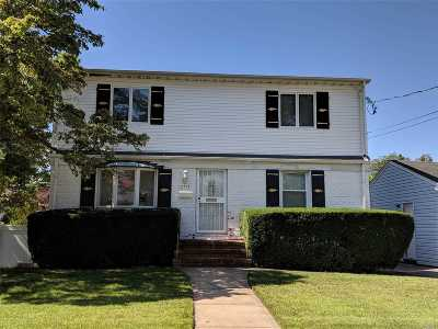 East Meadow Single Family Home For Sale: 2396 York St