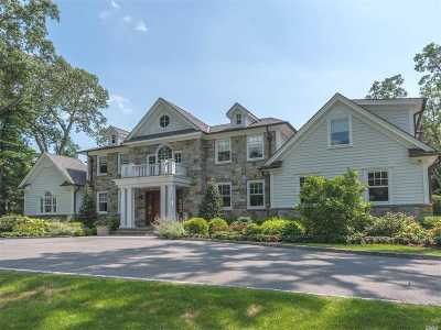 Old Westbury Single Family Home For Sale: 67 Wheatley Rd