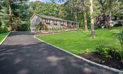 Dix Hills Single Family Home For Sale: 103 Village Hill Dr
