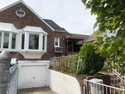 Elmhurst Single Family Home For Sale: 51-14 74 St