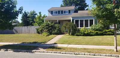 Massapequa Single Family Home For Sale: 53 Ripplewater Ave