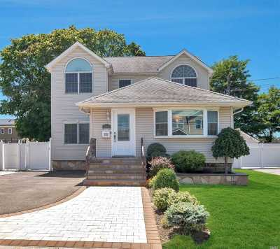 N. Bellmore Single Family Home For Sale: 2660 Orchard St