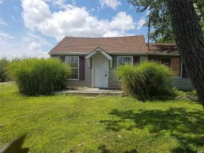 Mastic Beach Single Family Home For Sale: 2 Manhasset Dr