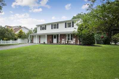 Mt. Sinai Single Family Home For Sale: 1 Hillcrest Pl