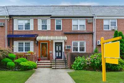 Kew Garden Hills Single Family Home For Sale: 14438 69th Ave