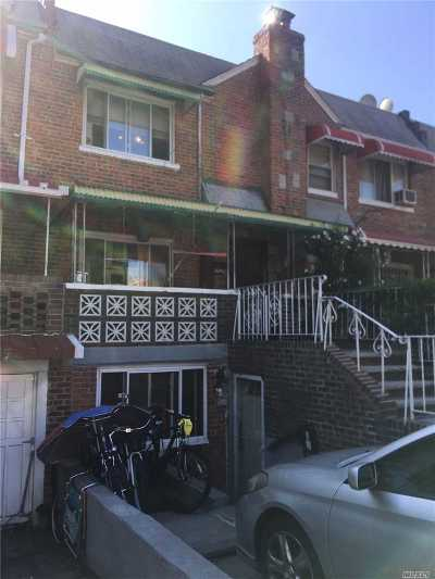 Brooklyn Single Family Home For Sale: 6621 16 Ave