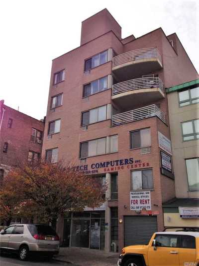 Elmhurst Condo/Townhouse For Sale: 40-24 76th St #3A