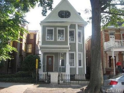 Brooklyn Multi Family Home For Sale: 167 Barbey St