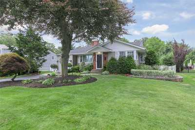West Islip Single Family Home For Sale: 4 Larkspur Dr