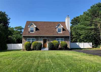 E. Quogue Single Family Home For Sale: 30 Lewis Rd