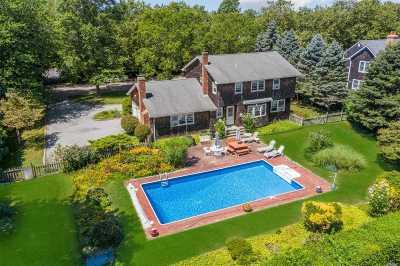 Southampton Single Family Home For Sale: 22 Foxhollow Ln