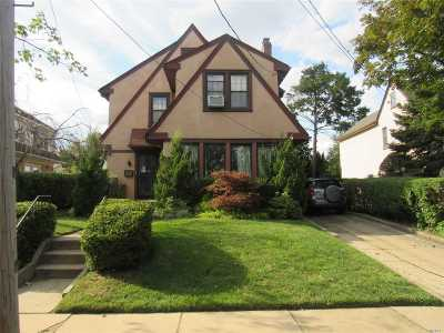 Forest Hills Single Family Home For Sale: 112-23 68th Road