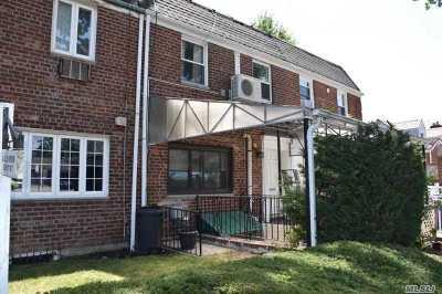 Flushing Single Family Home For Sale: 68-07 Main St
