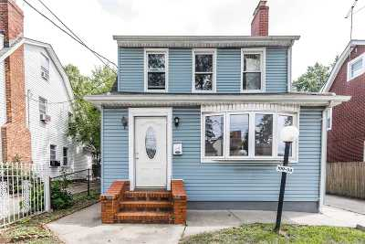 Queens Village Single Family Home For Sale: 109-33 213th St