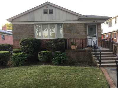 Fresh Meadows Single Family Home For Sale: 166-11 73rd Ave