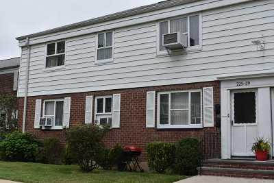 Queens Village Co-op For Sale: 225-29 Hillside Ave #Upper