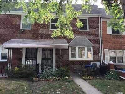 Flushing Single Family Home For Sale: 14420 Melbourne St
