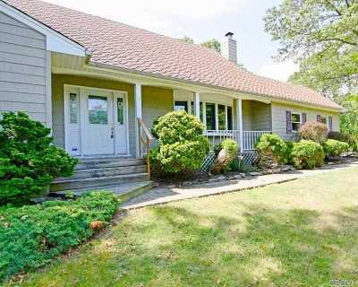 Hauppauge Single Family Home For Sale: 40 Gloria Blvd