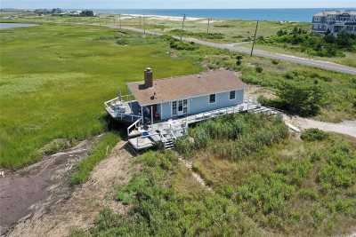 E. Quogue Single Family Home For Sale: 24 Dune Rd