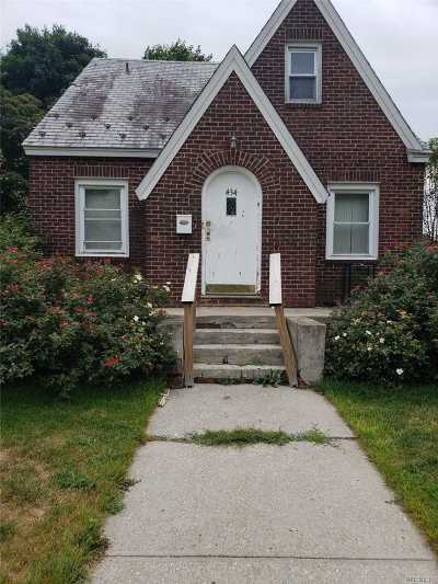 Westbury Single Family Home For Sale: 434 Dover St